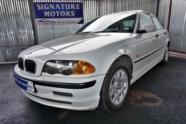 2001 BMW 3 Series 320d e46fl 6sp  Gauteng Boksburg_0
