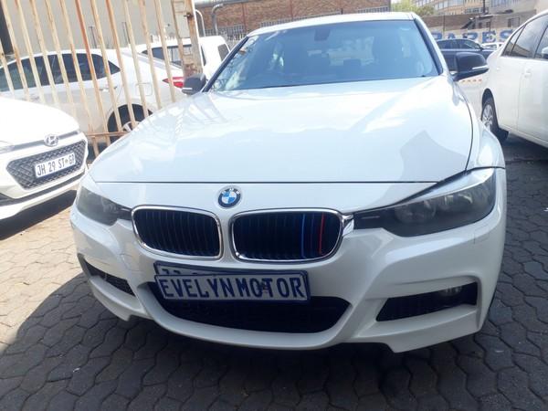 2014 BMW 3 Series 320i  At f30  Gauteng Johannesburg_0