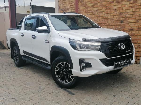 2019 Toyota Hilux 2.8 GD-6 RB Legend Auto Double Cab Bakkie Gauteng Boksburg_0