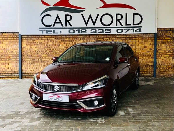 2019 Suzuki Ciaz 1.5 GLX Gauteng Pretoria_0