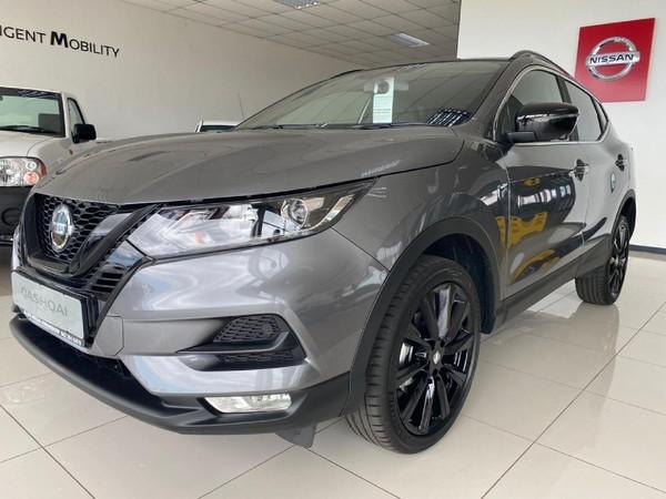 2021 Nissan Qashqai 1.2T Midnight CVT Eastern Cape Humansdorp_0