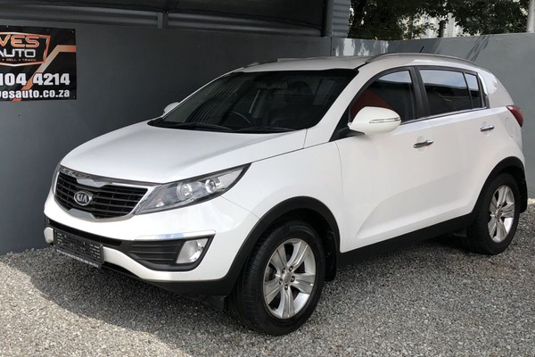 2011 Kia Sportage 2.0  North West Province Rustenburg_0