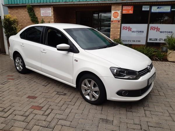 2013 Volkswagen Polo 1.6 Tdi Comfortline  Gauteng Vereeniging_0