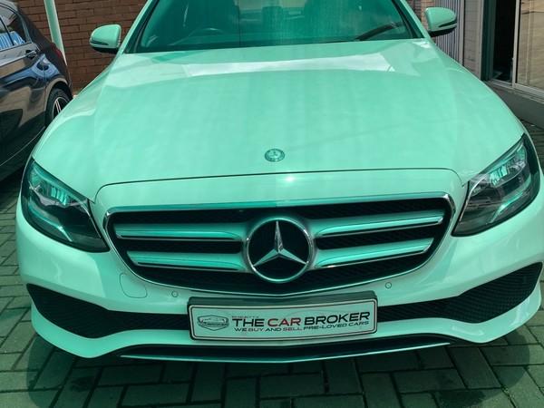2017 Mercedes-Benz E-Class E 200 Avantgarde Gauteng Centurion_0