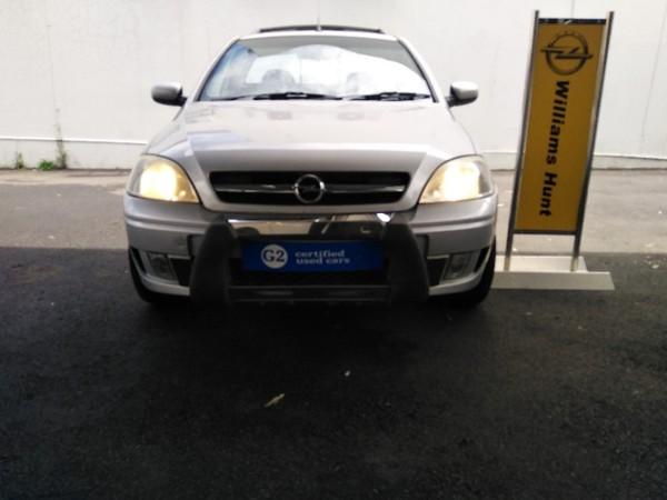 2009 Opel Corsa Utility 1.4i Sport Pu Sc  Gauteng Edenvale_0