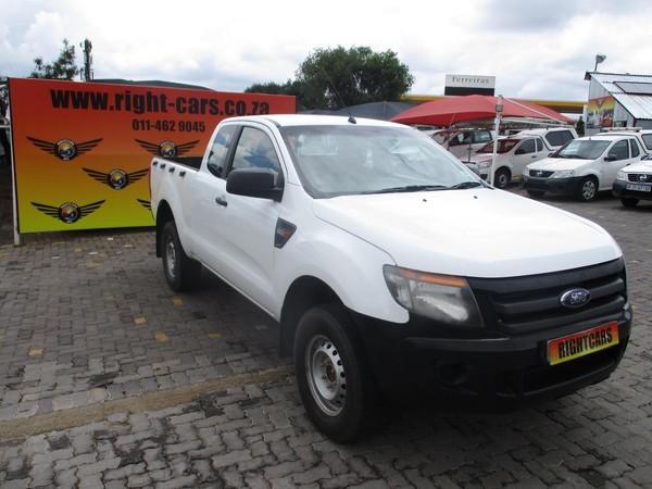 2012 Ford Ranger 2.2tdci Xl Pu Supcab  Gauteng North Riding_0