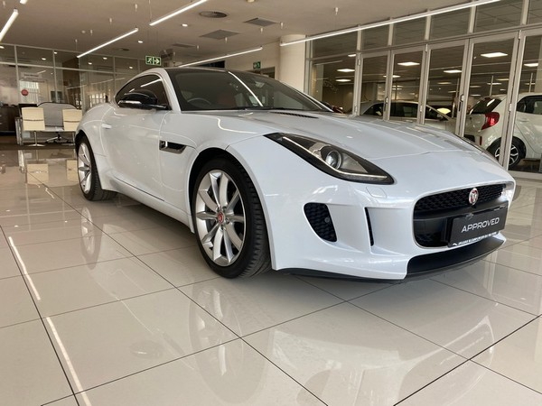 2017 Jaguar F-TYPE 3.0 V6 Coupe Auto Free State Bloemfontein_0