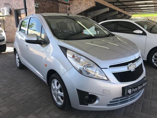 2011 Chevrolet Spark 1.2 Ls 5dr  Eastern Cape Uitenhage_0