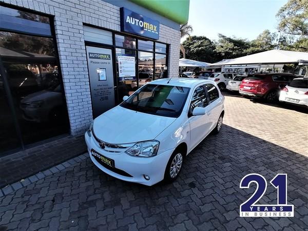2012 Toyota Etios 1.5 Xs 5dr  Eastern Cape Port Elizabeth_0