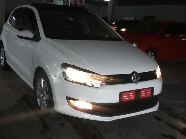 2013 Volkswagen Polo 1.4 Comfortline   Gauteng Johannesburg_0