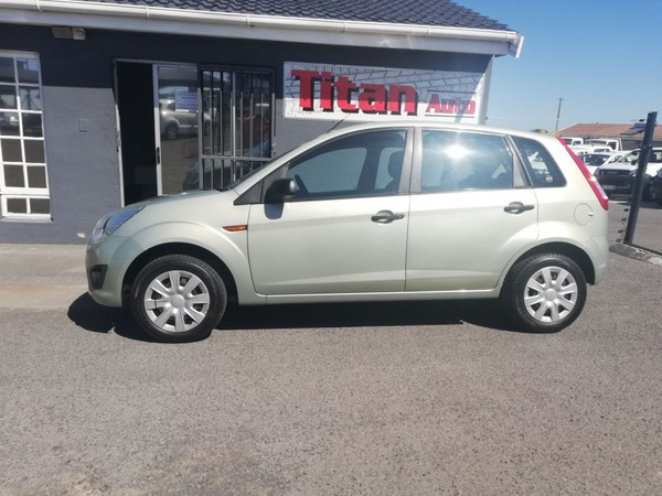 2013 Ford Figo Low mileage 1.4i Western Cape Brackenfell_0