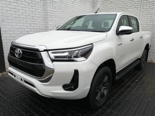 2021 Toyota Hilux 2.8 GD-6 RB Raider Auto Double Cab Bakkie Gauteng Boksburg_0