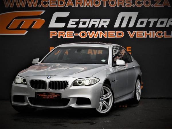 2012 BMW 5 Series 520i Auto M Sport Gauteng Johannesburg_0