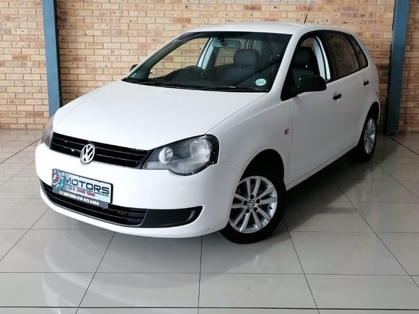 2013 Volkswagen Polo Vivo 1.4 5Dr North West Province Orkney_0
