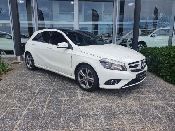2014 Mercedes-Benz A-Class A 220 Cdibe At  Western Cape Somerset West_0