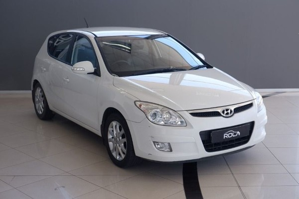 2011 Hyundai i30 1.6  Western Cape Somerset West_0