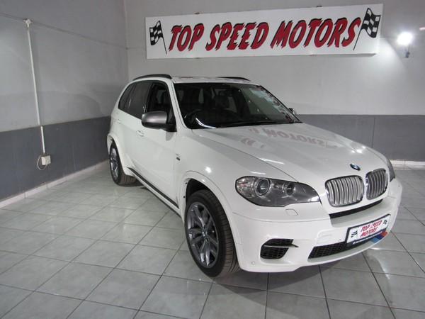 2013 BMW X5 M50d  Gauteng Vereeniging_0