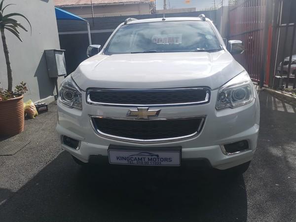 2013 Chevrolet Trailblazer 2.8 Ltz 4x4 At  Gauteng Johannesburg_0