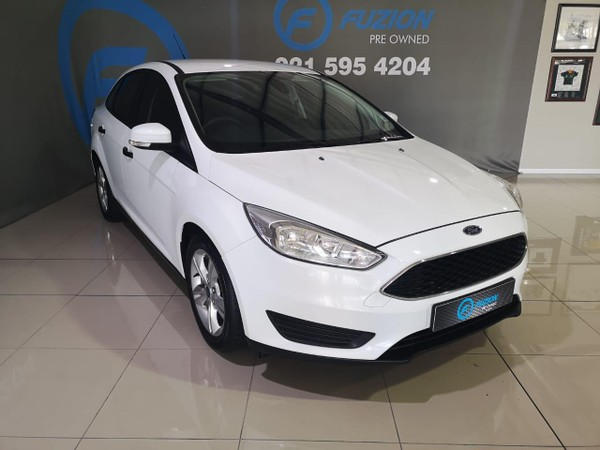 2017 Ford Focus 1.0 Ecoboost Ambiente Western Cape Goodwood_0
