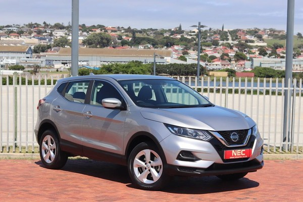 2020 Nissan Qashqai 1.2T Visia Eastern Cape Port Elizabeth_0