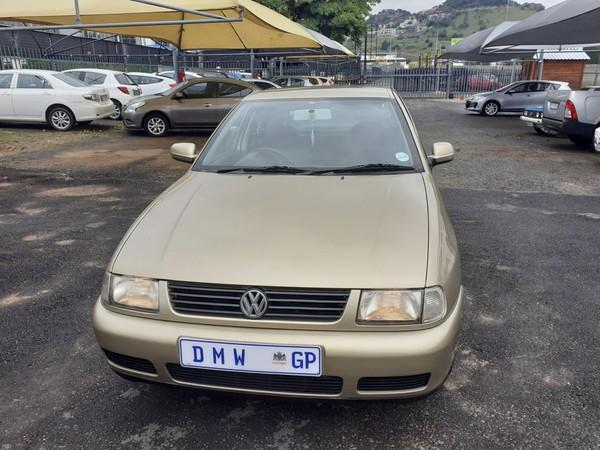 2002 Volkswagen Polo Classic 1.8 Lux  Gauteng Johannesburg_0