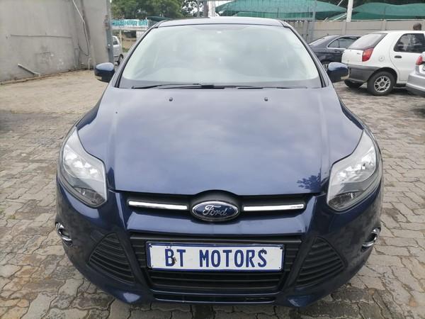 2011 Ford Focus 1.6 Ti Vct Ambiente 5dr  Gauteng Kempton Park_0