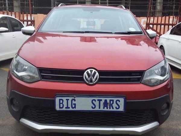 2015 Volkswagen Polo Cross 1.2 TSI Gauteng Johannesburg_0