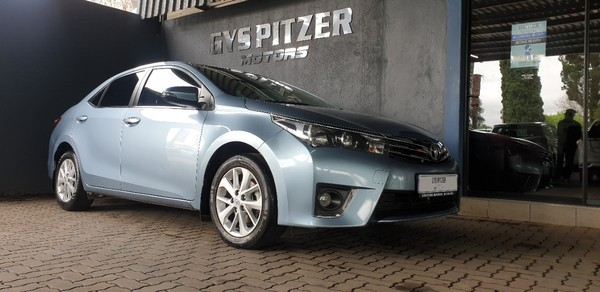 2014 Toyota Corolla 1.8 High Gauteng Pretoria_0