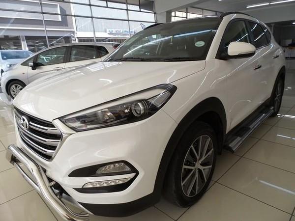 2017 Hyundai Tucson 2.0 Elite Auto Free State Bloemfontein_0