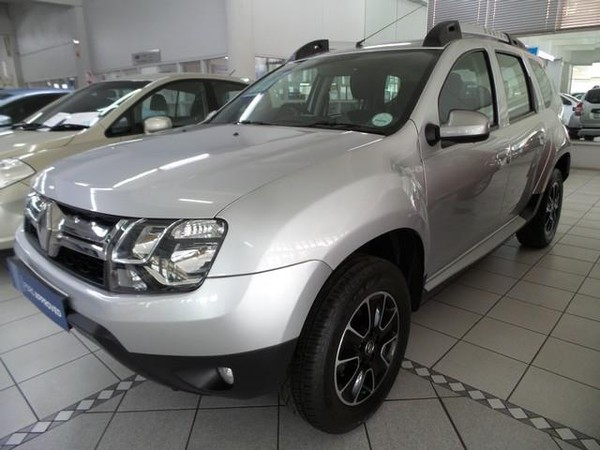 2018 Renault Duster 1.5 dCI Dynamique 4x4 Free State Bloemfontein_0