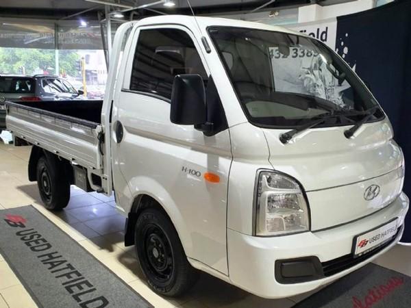 2020 Hyundai H100 Bakkie 2.6d Ac Fc Ds  Gauteng Hatfield_0