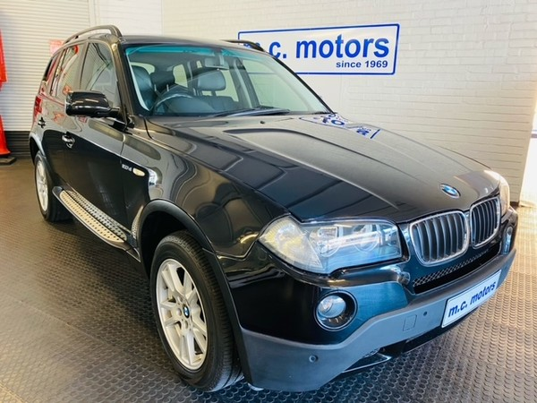2008 BMW X3 Xdrive20d At  Western Cape Cape Town_0