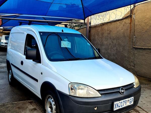 2006 Opel Combo 1.4i Fc Pv  Gauteng Johannesburg_0