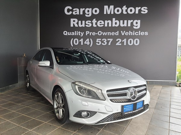 2015 Mercedes-Benz A-Class 200 CDI Auto North West Province Rustenburg_0