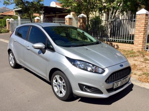 2016 Ford Fiesta 1.0 Ecoboost Trend 5dr  Western Cape Paarl_0