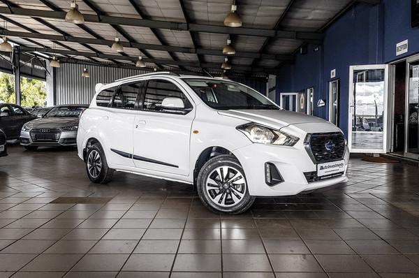 2019 Datsun Go  1.2 LUX 7-Seater Mpumalanga Middelburg_0