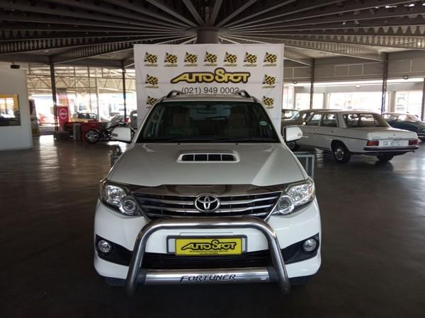 2011 Toyota Fortuner 2.5d-4d Rb  Western Cape Bellville_0