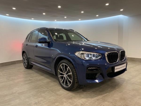 2020 BMW X3 xDRIVE 20d M-Sport G01 Gauteng Sandton_0