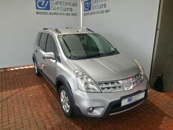 2015 Nissan Livina 1.6 Acenta X-gear  Mpumalanga Mpumalanga_0