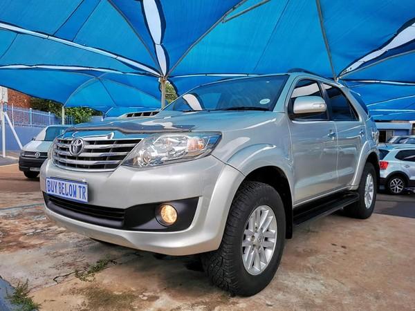 2013 Toyota Fortuner 2.5d-4d Rb  Gauteng Centurion_0