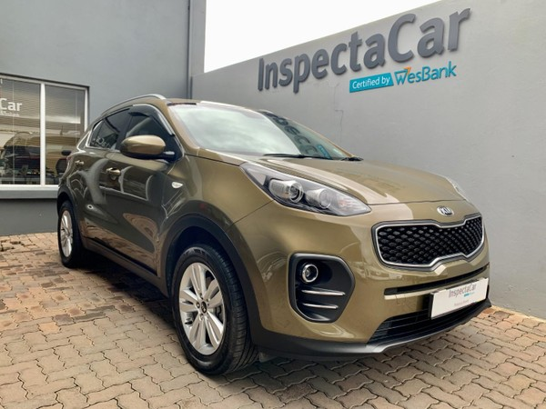 2018 Kia Sportage 2.0 Ignite  Gauteng Pretoria_0