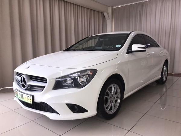 2016 Mercedes-Benz CLA-Class 200 Auto Gauteng Vereeniging_0