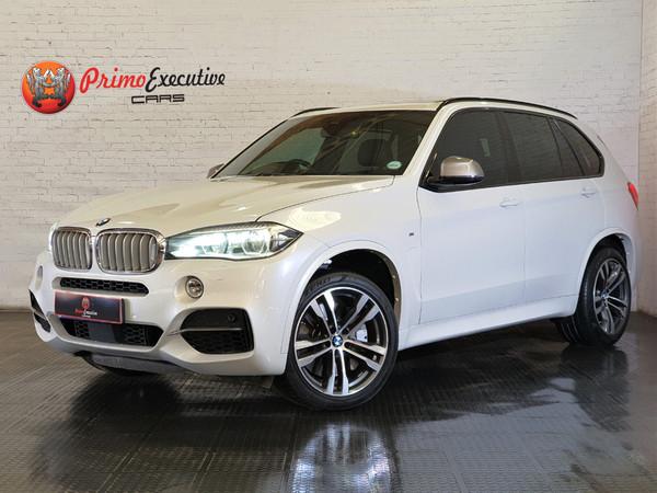 2015 BMW X5 M50d Gauteng Edenvale_0