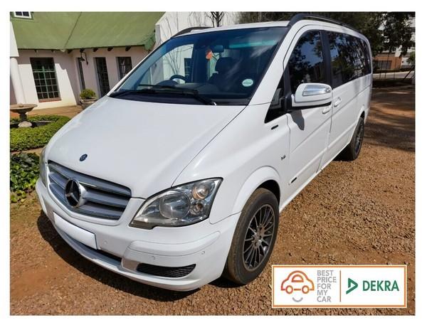 2013 Mercedes-Benz Viano 3.0 Cdi Trend At  Gauteng Centurion_0