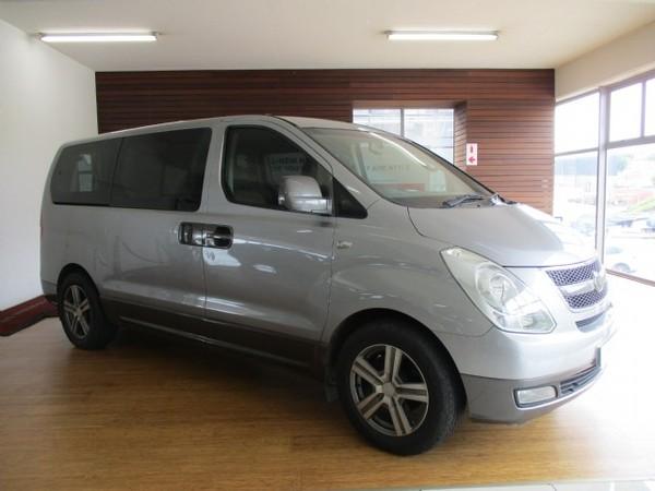 2010 Hyundai H1 2.5 Crdi Wagon At  Kwazulu Natal Durban_0