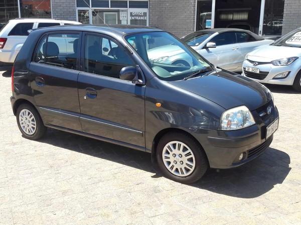 2009 Hyundai Atos 1.1 Gls  Western Cape Plumstead_0