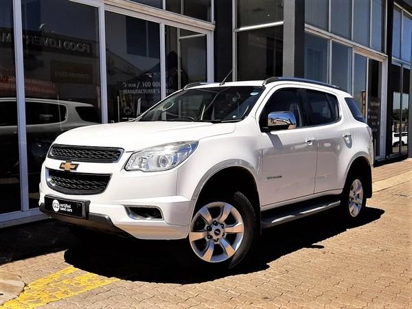 2013 Chevrolet Trailblazer 2.8 Ltz At  Gauteng Alberton_0