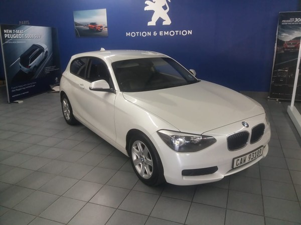 2014 BMW 1 Series 116i 3dr At f21  Western Cape George_0