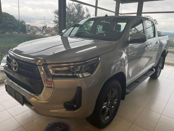2021 Toyota Hilux 2.8 GD-6 RB Raider Auto Double Cab Bakkie Gauteng Edenvale_0