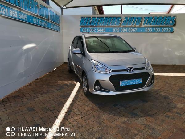 2018 Hyundai Grand i10 1.0 Motion Western Cape Somerset West_0